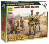 Soviet Headquarters 1941-1943