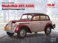 Moskvitch -401-420A Soviet Passenger Car