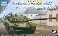 Russian T-72A MBT Mod. 1985