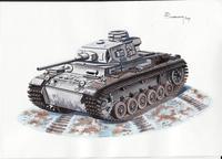 PzKpfw III Ausf.J (L 60) Winterketten (early)