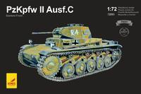 PzKpfw II Ausf.C Easter Front