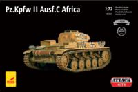 Pz.Kpfw II Ausf.C Africa