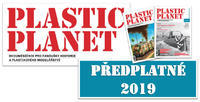 Předplatné Plastic Planet ročník 2019 - časopis