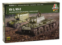 KV1/KV/2 Russian Military vehicle