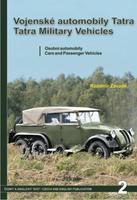 Vojenské osobní automobily Tatra