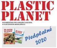 Předplatné Plastic Planet ročník 2020 - časopis