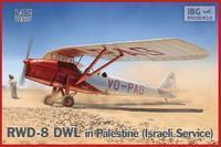 RWD-8 DWL in Palestine (Israeli Service) přijímáme předobjednávky / pre-orders
