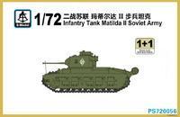 Infantry Tank Matilda II Soviet Army