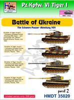 Pz.Kpfw. VI Tiger I - Battle of Ukraine - the schwere panzer abt. 505 part 2