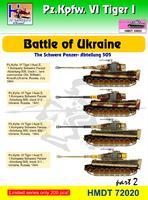PlasticPlanet - Pz Kpfw  VI Tiger I - Battle of Konigsberg - The