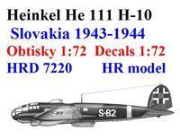 He 111 H-10 slovakia