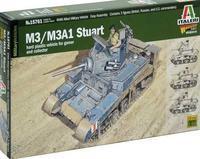 M3/M3A1 Stuart 1:56