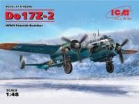 Dornier Do 17Z-2 Finnish WWII Bomber