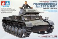 PanzerkampfwagenII Ausf.A/B/C (SdKfz.121)