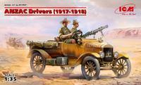 ANZAC Drivers (1917-1918)