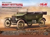 Model T1917 Touring WWI Australian Army Staff Car