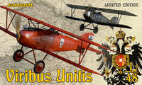 Viribus Unitis Albatros D.III OEFFAG 153 a 253 Limited Edition Dual Combo