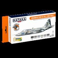Ukrainian AF Paint Set VOL.2 (Grex Pixel), set barev