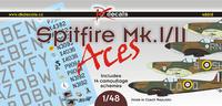 Spitfire Mk.I/II Aces