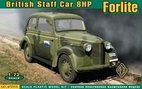 British Staff Car 8HP Forlite Saloon