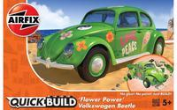 "Quickbuild Volkswagen Beetle ""Flowerr Power"""