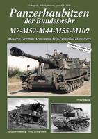 Panzerhaubitzen der Bw M7-M52-M44-M55-109