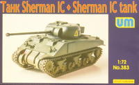Sherman IC Tank