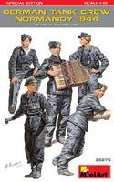 GERMAN TANK CREW (Normandy 1944) SPECIAL EDITION