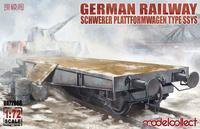 Germany Railway Schwerer Platformwagen Type SSYS