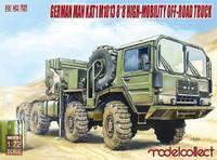 German Kat 1 M1013 8x8 High-Mobility Off-Road Truck