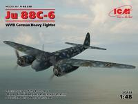 Junkers JU 88C-6 German Heavy Fighter