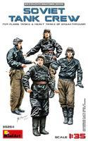 Sowiet Tank Crew