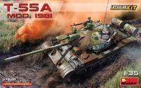 T-55 mod. 1981 w/Interior kit