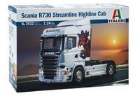 Scania R730 Streamline Highline Cab 1:24