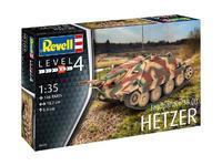 Jagdpanzer38 (t) Hetzer