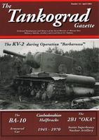 "The KV-2 during Operation ""Barbarossa"" - The Tankograd Gazette 12"