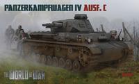 Pz.Kpfw. IV Ausf. C - přijímáme předobjednávky / pre-orders