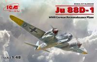 Junkers JU 88D-1 German Reconnaissance Plane