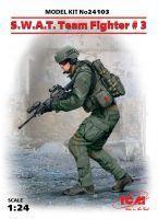 SWAT Team Fighter No.3