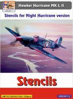 Stencils for Night Hurricane version
