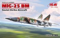 MIG-25 BM Soviet Strike Aircraft