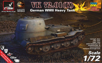 VK 72.01(K) German WWII Heavy Tank