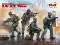S.W.A.T. Team 4 fig.