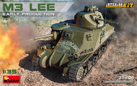 M3 Lee Early Production  w/ Interior Kit