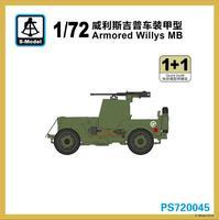 Armored Willys MB