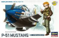 P-51 Mustang Eggplane