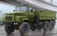Russian KrAZ-260 Cargo Truck