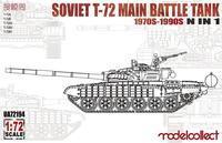 Soviet T-72 Main Battle Tank