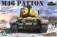 US Medium Tank M46 Patton