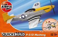 P-51D Mustang Quickbuild